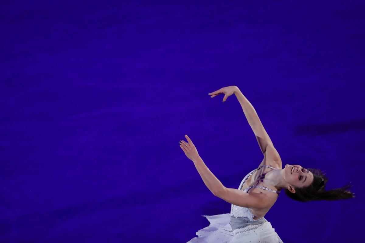 Equipe Canada-Patinage artistique-Kaetlyn Osmond-Pyeongchang 2018
