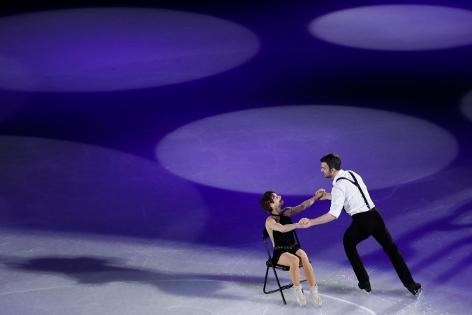Equipe Canada-Patinage artistique-meagan duhamel-Eric Radford-pyeongchang 2018