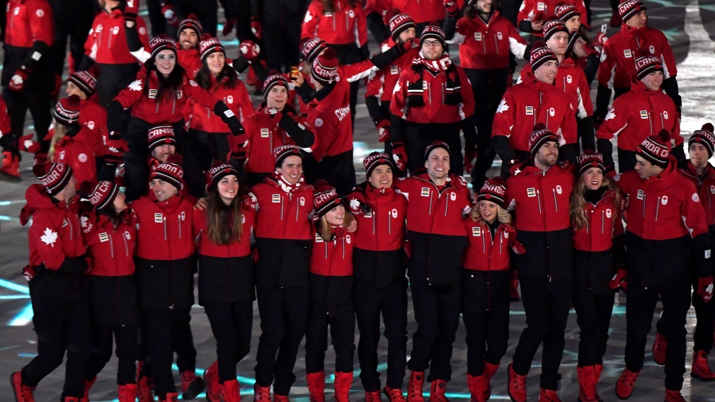 Retour en photos sur la cérémonie de clôture de PyeongChang 2018