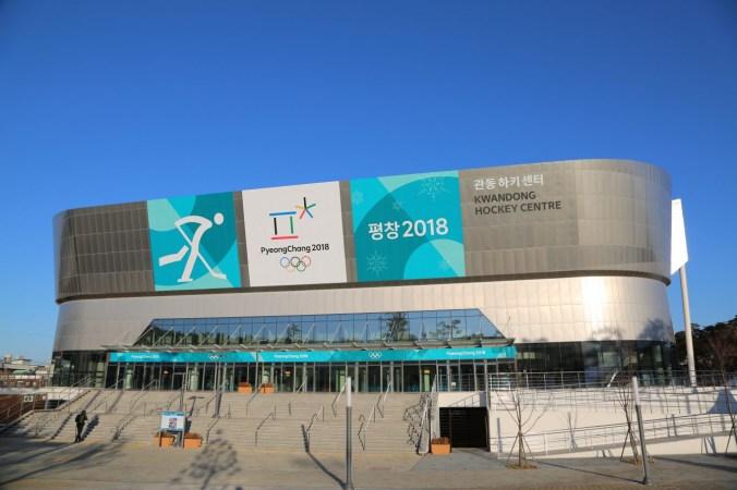Il accueillera certains matchs des tournois de hockey sur glace masculin et féminin.