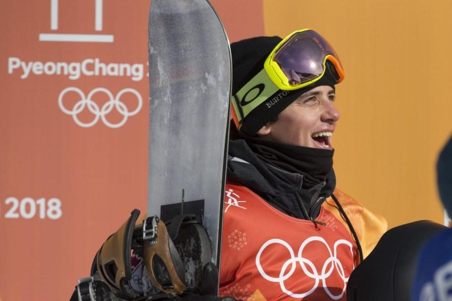 Team Canada PyeongChang 2018 Mark McMorris bronze