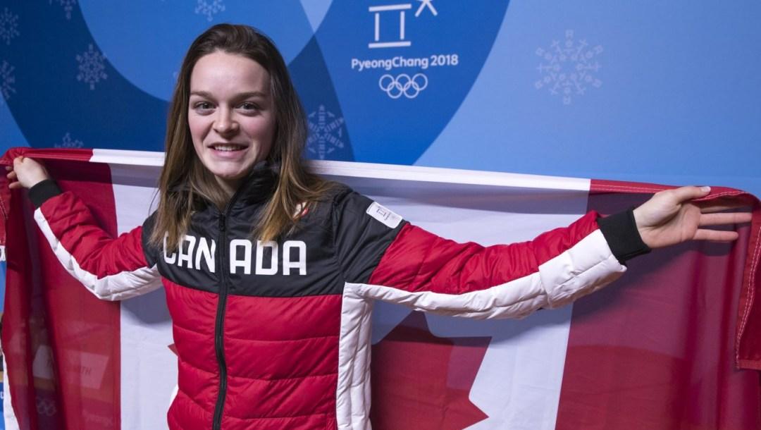 Équipe Canada - Kim Boutin - PyeongChang 2018