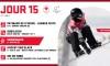 PyeongChang 2018: Horaire du jour 15