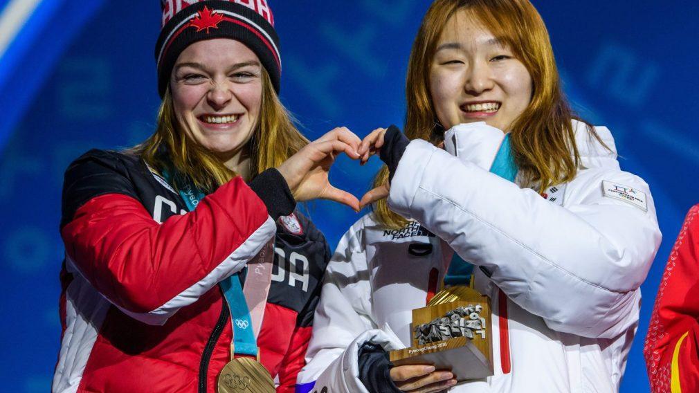 Les moments les plus mémorables d'Équipe Canada à PyeongChang 2018