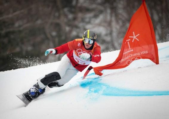 Jasey Jay Anderson a participé à ses sixièmes Jeux olympiques. /HO - COC – Jason Ransom