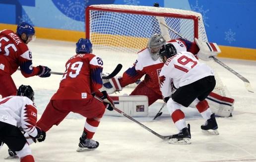 Équipe Canada - Hockey masculin - PyeongChang 2018