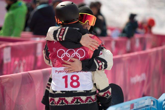 Sébastien Toutant et Tyler Nicholson. Photo COC/Jason Ransom