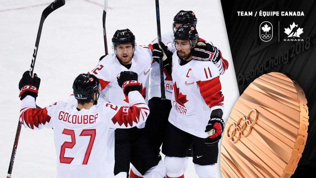 Équipe Canada - Hockey - PyeongChang 2018
