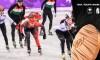 Les Canadiens décorés de bronze au relais de courte piste
