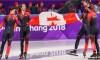 À PyeongChang 2018, on passe le flambeau en patinage de vitesse sur courte piste