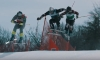 Vignette: Ski cross
