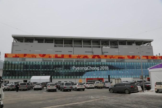 Le Stade olympique de PyeongChang accueillera les cérémonies d'ouverture et de clôture.