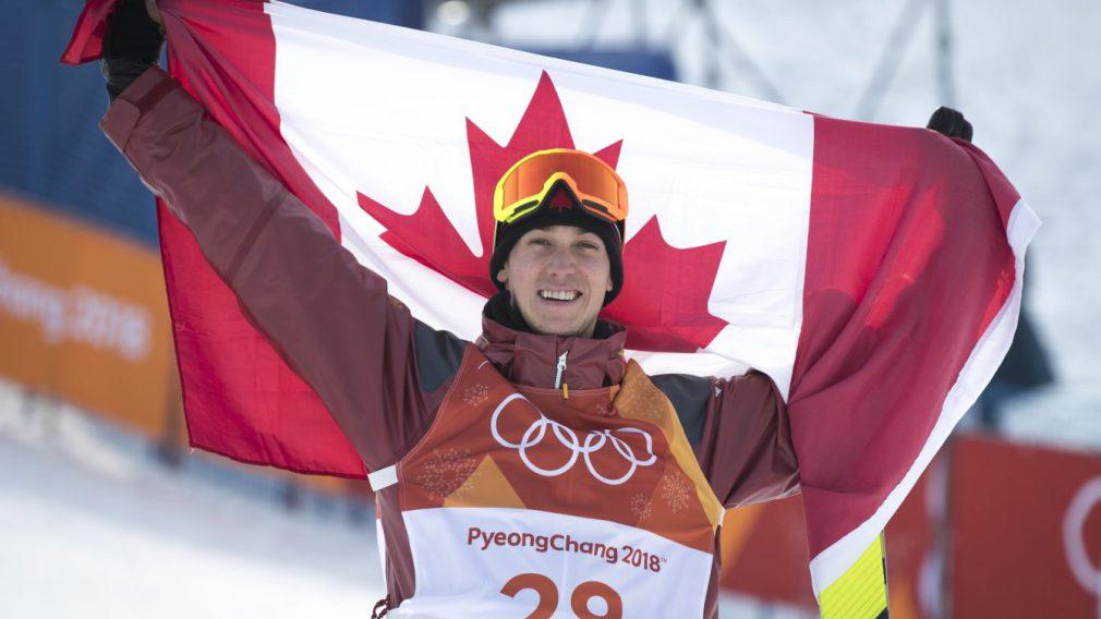 Alex Beaulieu-Marchand surmonte ses blessures pour enlever la médaille de bronze en ski slopestyle