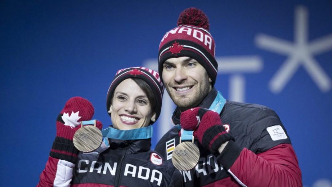 Équipe Canada - Duhamel - Radford - PyeongChang2018