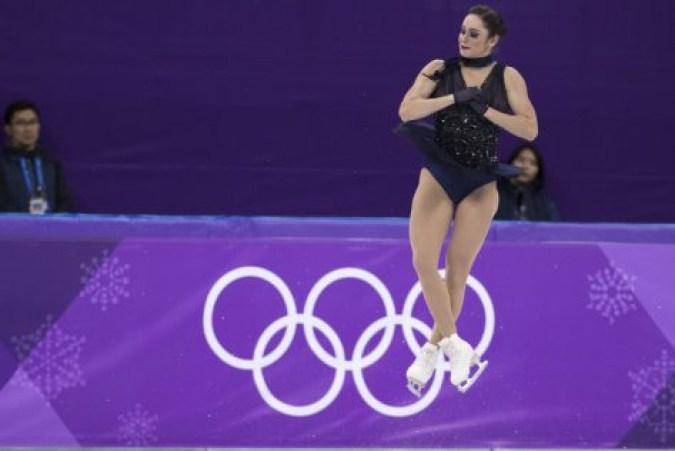 Kaetlyn Osmond a gagné deux médailles aux Jeux olympiques de PyeongChang.