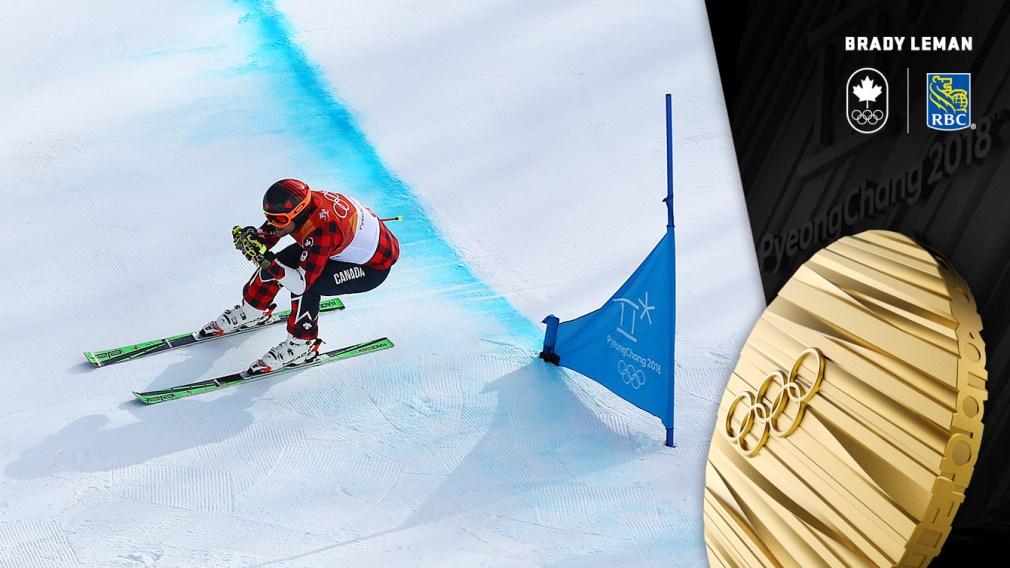Brady Leman - Médaille d'or - Équipe Canada - PyeongChang 2018
