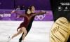 Virtue et Moir décorés d'or en danse sur glace à PyeongChang 2018