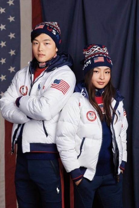 Photo: Ralph Lauren/Team USA