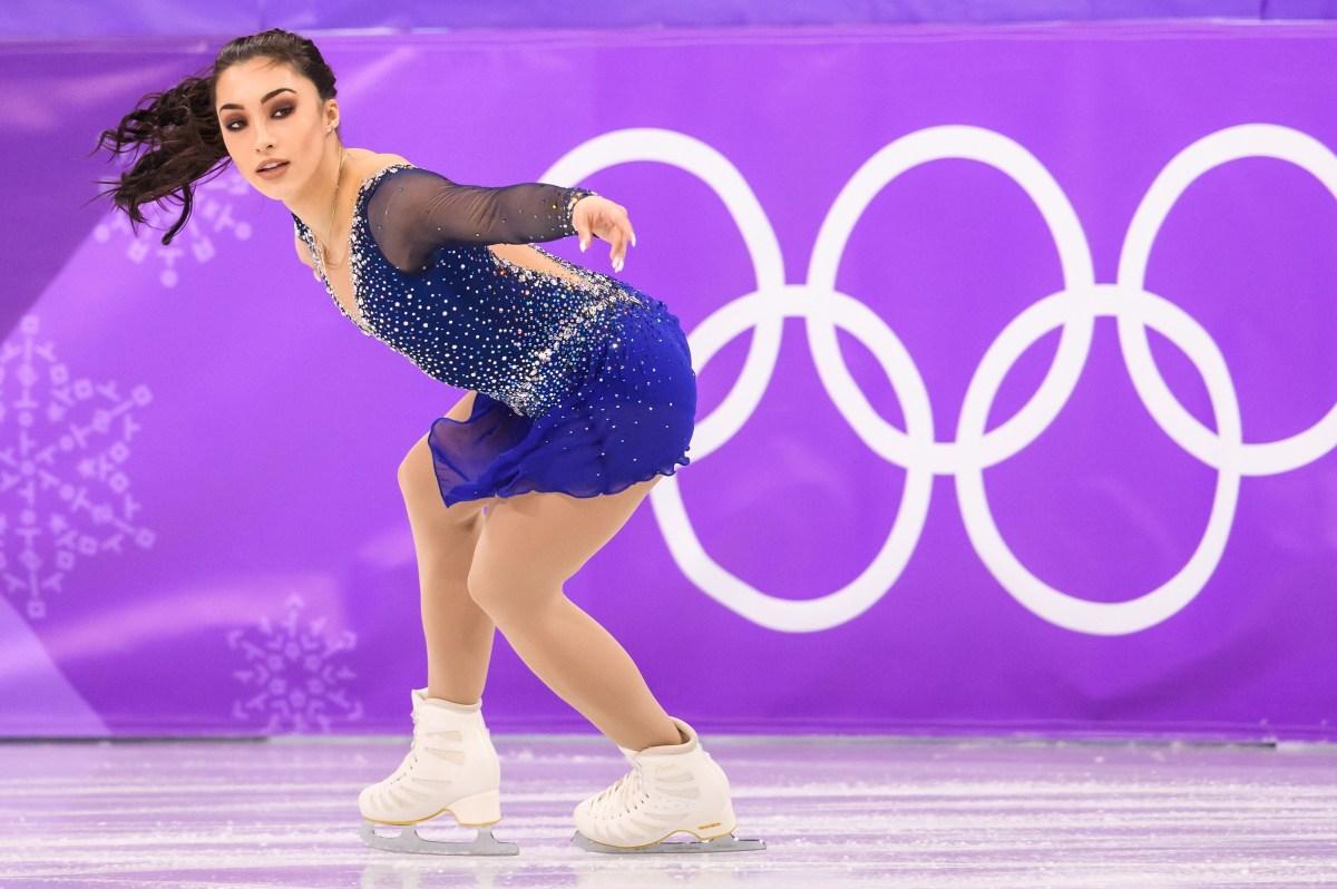 Equipe Canada-Patinage artistique-Gabrielle Daleman-pyeongchang 2018