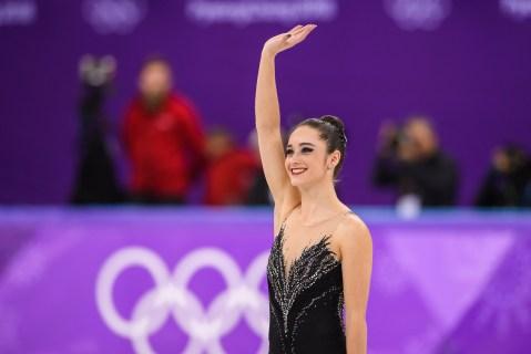 PYEONGCHANG, CORÉE DU SUD - 23 FÉVRIER: Kaetlyn Osmond lors de la finale en patinage artistiqe. (Photo par Vincent Ethier/COC)