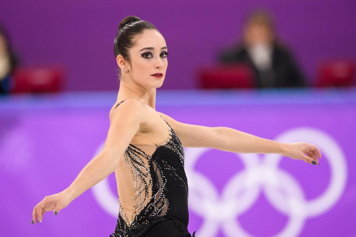 Kaetlyn Osmond a offert sa meilleure performance en carrière en finale de PyeongChang 2018. (Photo: Vincent Ethier/COC)