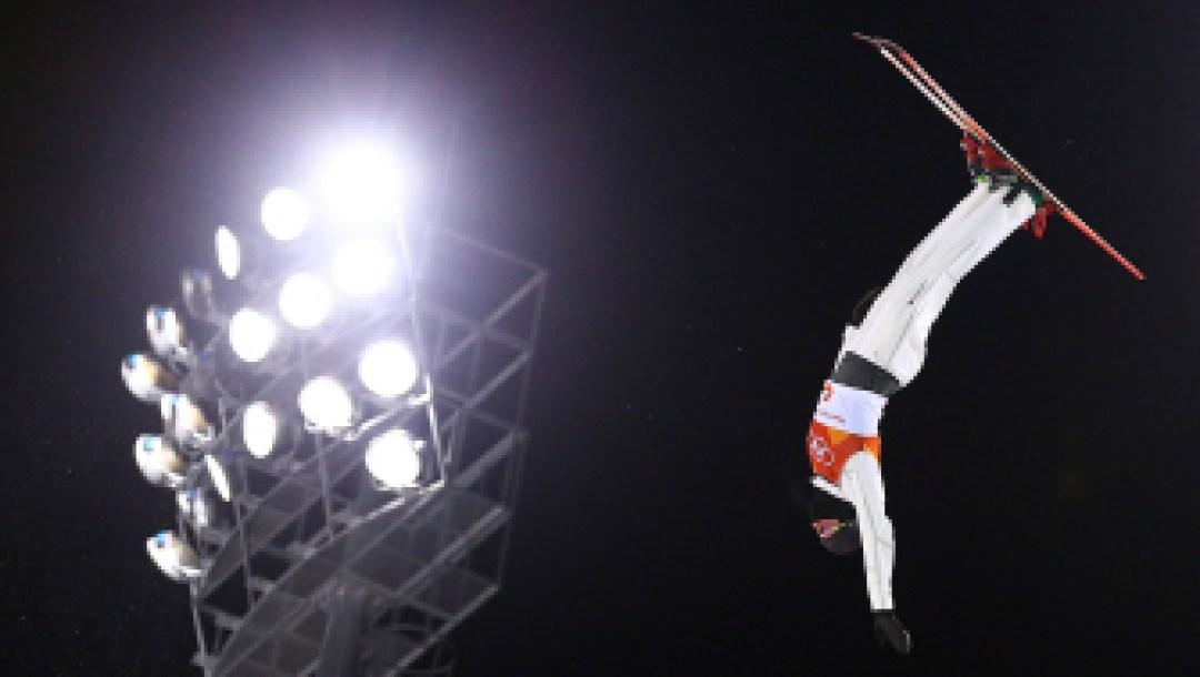 Equipe Canada - Ski - Lewis Irving - Pyeongchang 2018