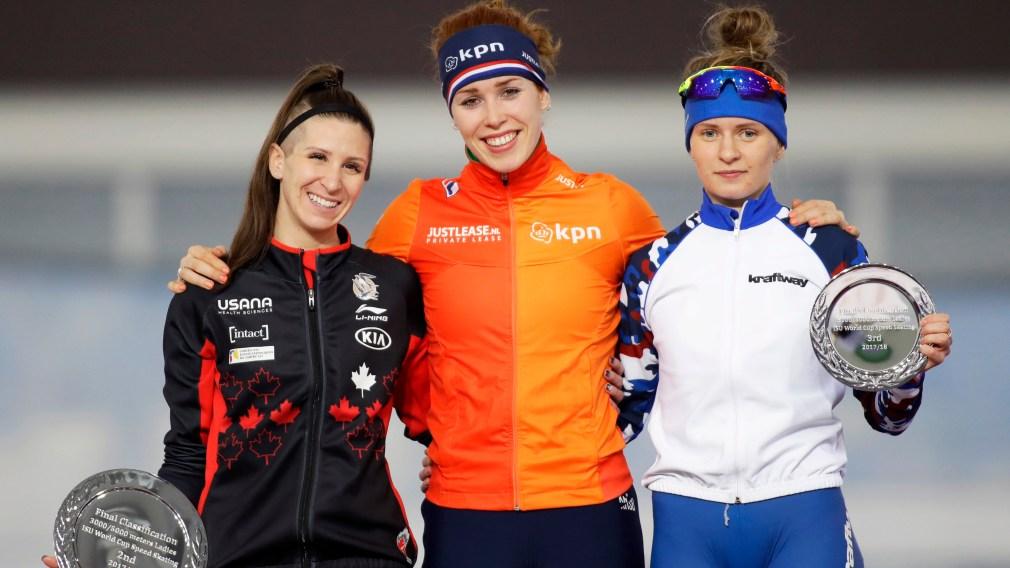 Ivanie Blondin - Équipe Canada