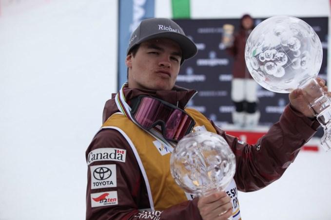 Mikael Kingsbury - Équipe Canada - 2018 World Cup Champion
