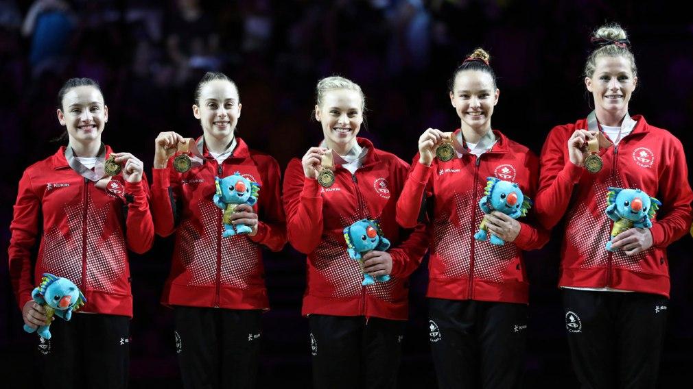 Jeux du Commonwealth: le Canada ajoute quatre médailles à sa récolte au jour 2