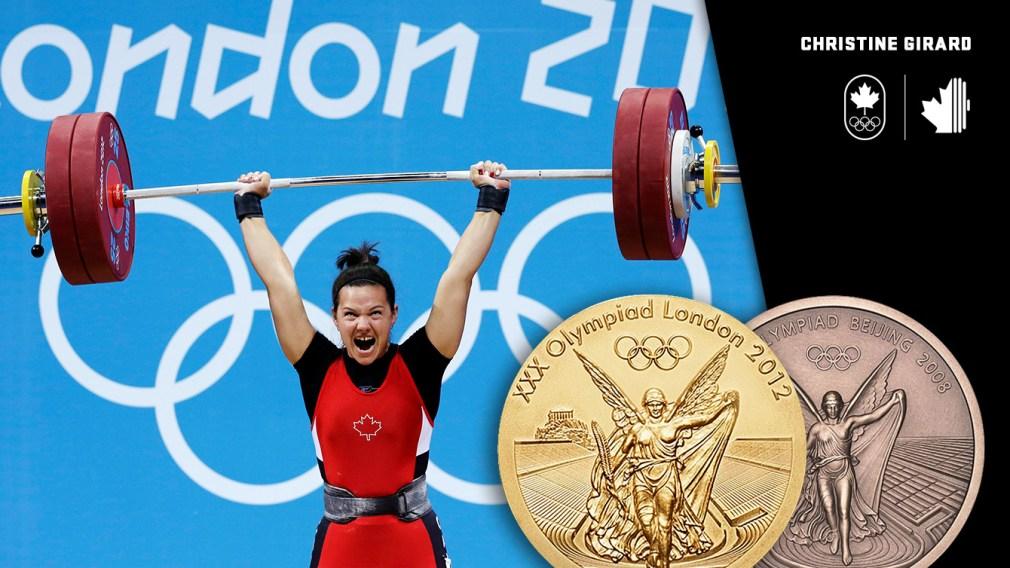 Christine Girard officiellement sacrée championne olympique des Jeux de Londres 2012