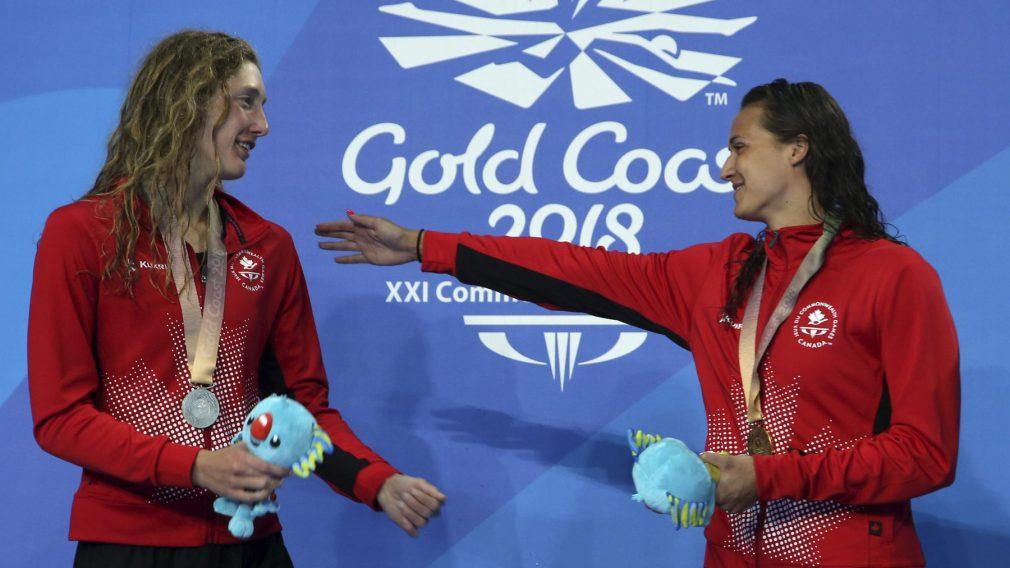 Jeux du Commonwealth: le Canada ajoute 14 médailles à son cumulatif lors du jour 4