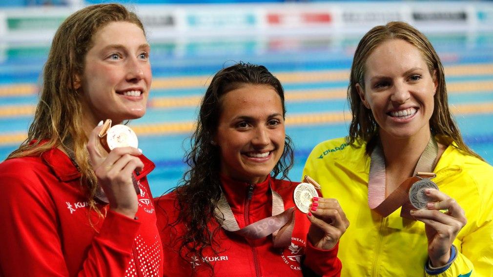 Jeux du Commonwealth : 3 médailles d'or au jour 3