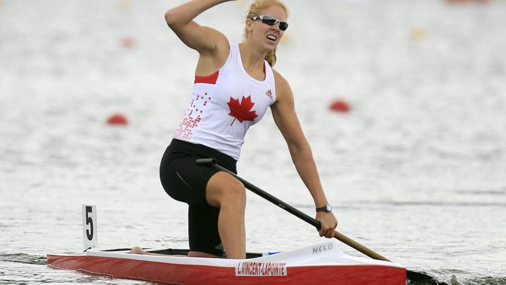 Canoë-kayak : Laurence Vincent Lapointe et Katie Vincent de nouveau médaillées d'or