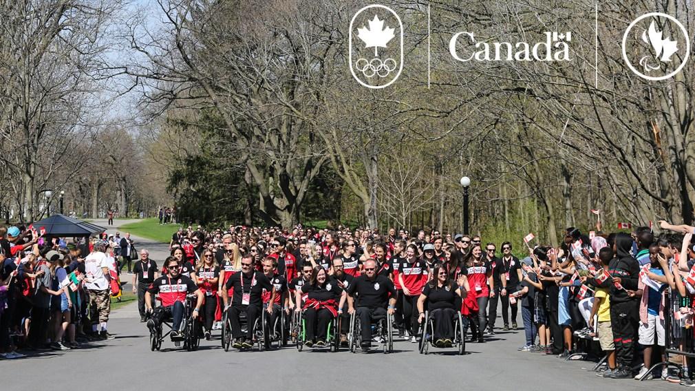 Pleins feux sur l'événement – Célébration d'Équipe Canada