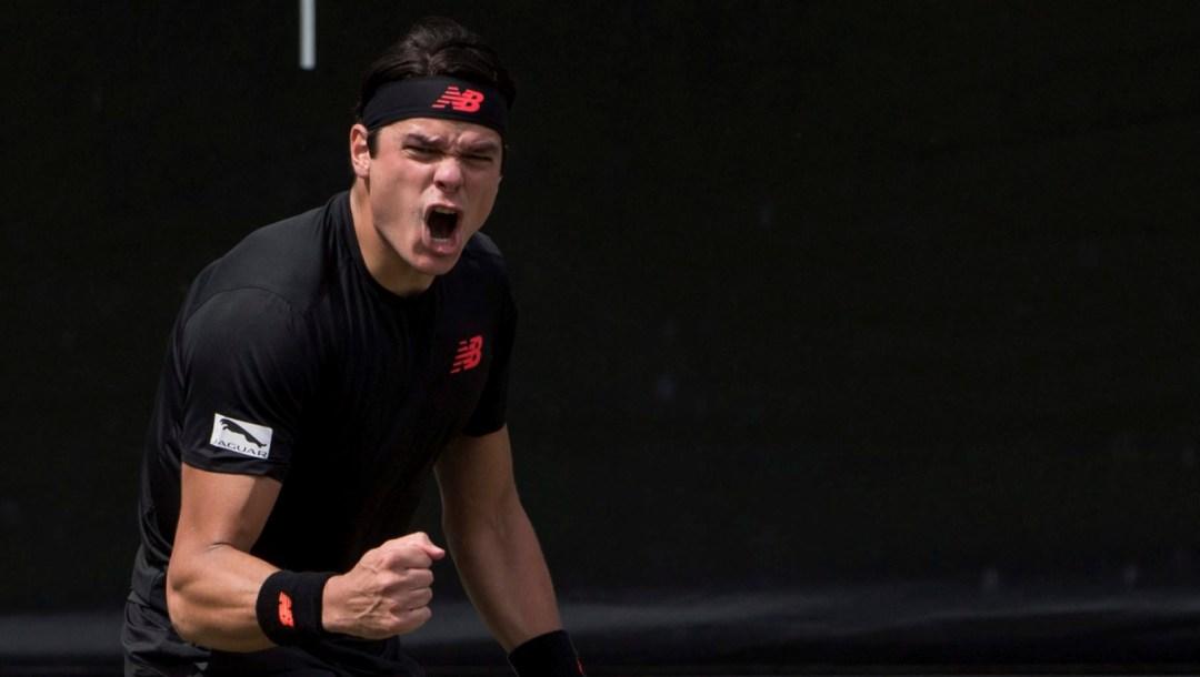 Milos Raonic - Équipe Canada - Tennis