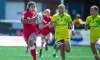 Rugby à 7: l'équipe féminine accède aux quarts de finale à Paris