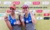 Volleyball de plage : Une première médaille d'or pour Bansley et Wilkerson