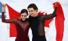 Voyages et tournée: le quotidien post-olympique de Tessa Virtue et Scott Moir