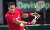Coupe Davis: Équipe Canada assure sa place dans le Groupe mondial en 2019