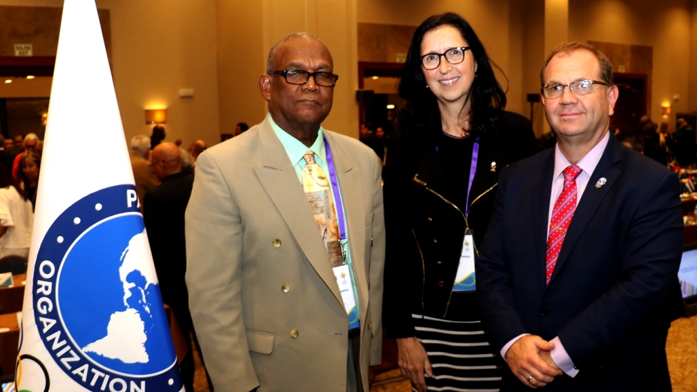 Tricia Smith élue au sein du Conseil exécutif de l'ACNO pour les Amériques