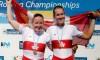 Janssens et Filmer remportent l'or en couple aux Championnats du monde d'aviron