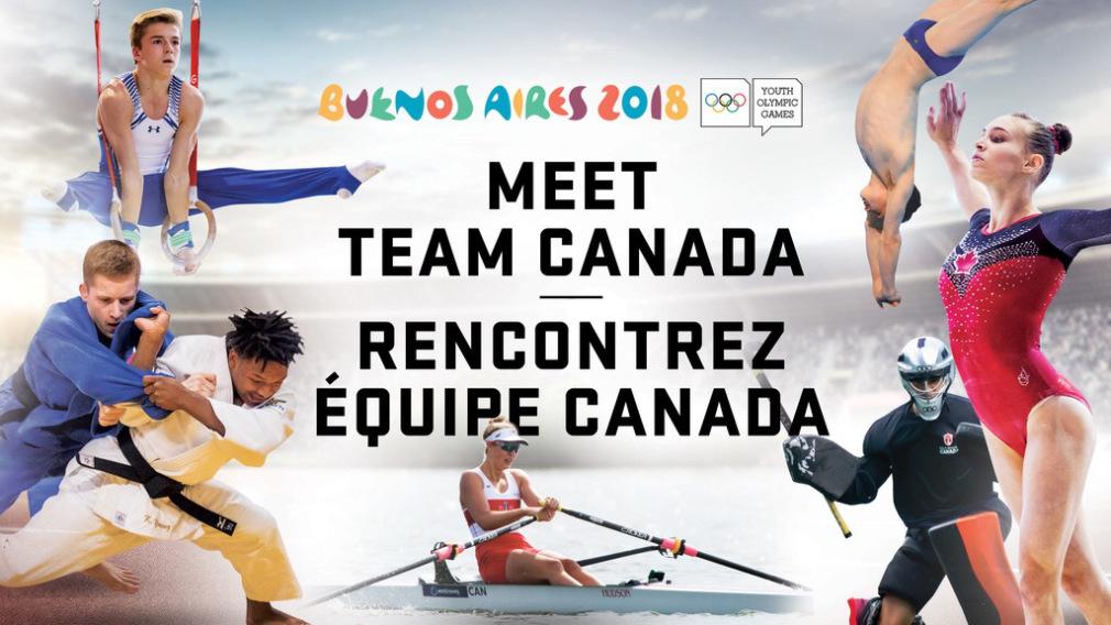 Buenos Aires 2018: Liste des athlètes canadiens qui participeront aux Jeux olympiques de la jeunesse