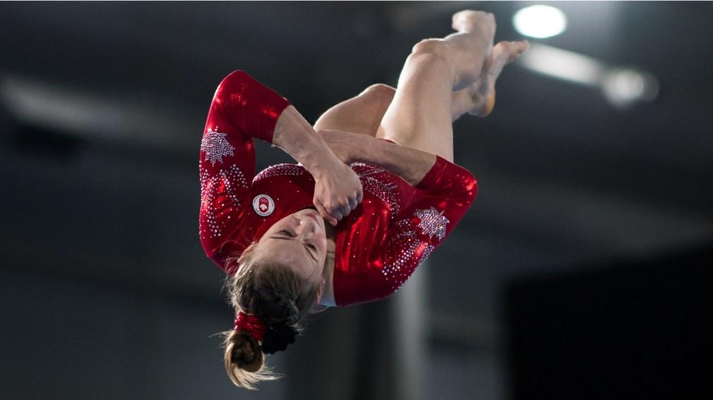 Emma Spence nommée porte-drapeau d'Équipe Canada pour la cérémonie de clôture de Buenos Aires 2018