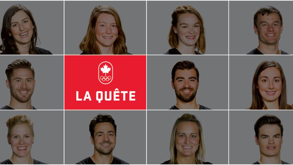 Le COC lance la série « La Quête » du Programme scolaire olympique canadien