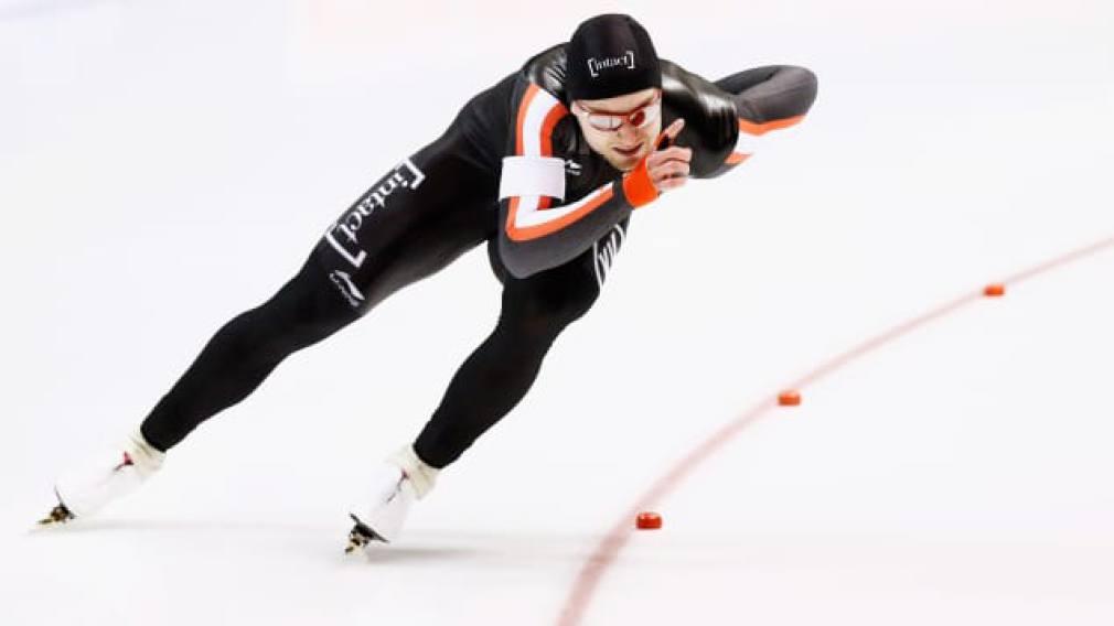 Équipe Canada file vers le podium au sprint par équipe masculin