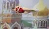 Rosie MacLennan est couronnée championne du monde à Saint-Pétersbourg