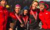 Mise à jour olympique : 5 médailles à la Coupe du monde de longue piste