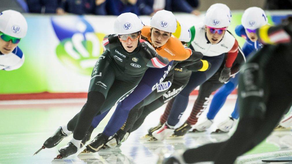 Ivanie Blondin remporte la médaille de bronze à Tomakomai