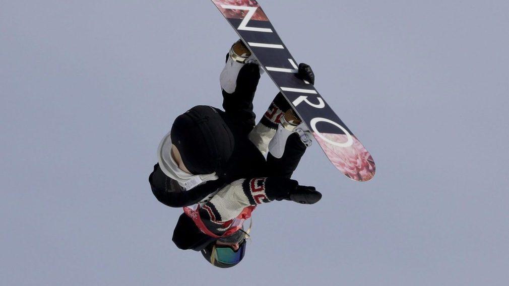 Laurie Blouin remporte le bronze à Beijing