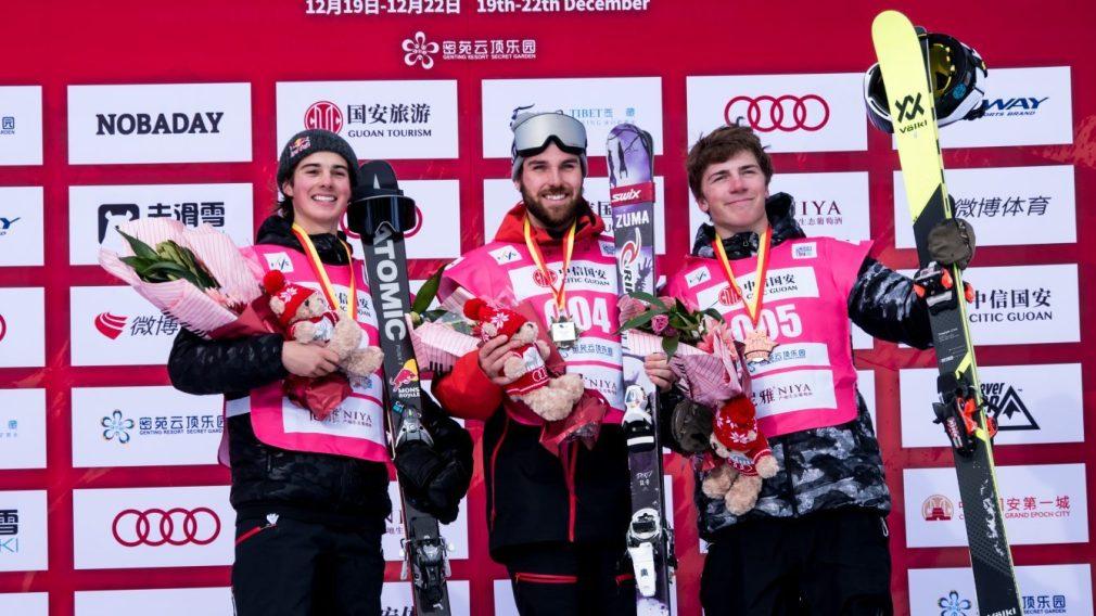 D'Artois et Karker terminent l'année sur le podium